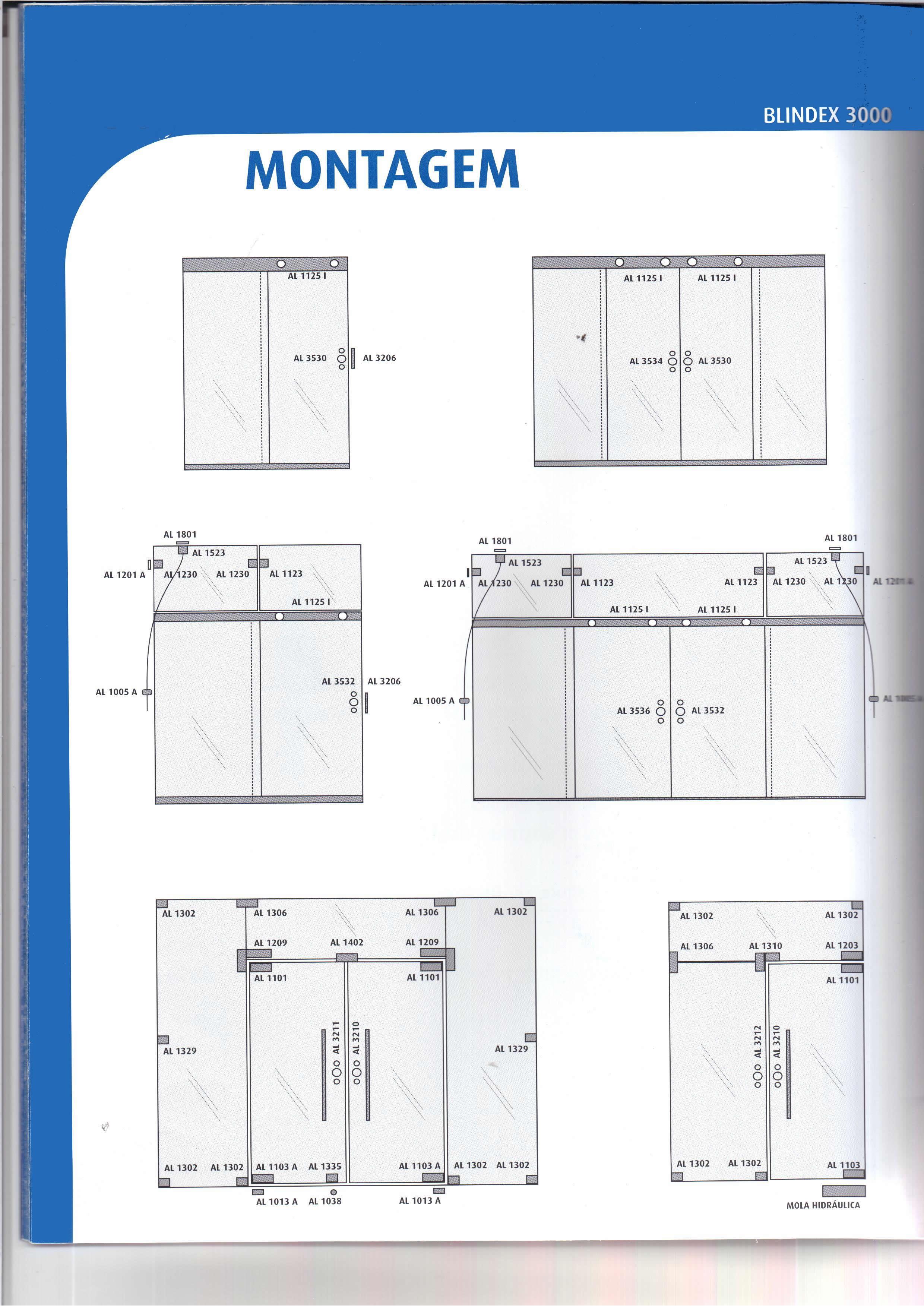Imagens de #05499C de porta blindex mais porta blindex arq esquadrias montagem de  2480x3508 px 3484 Blindex Para Banheiro Rj